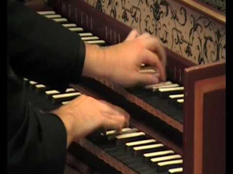 Continuum for harpsichord - György Ligeti