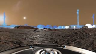 Buzz Aldrin: Cycling Pathways to Mars 360 Trailer