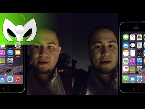 iPhone 6 Plus vs iPhone 6 (Cámara, Video, Audio Completo)