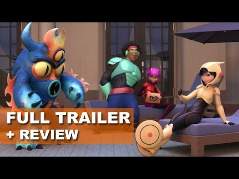 Big Hero 6 Official Trailer 2 + Trailer Review : Beyond The Trailer