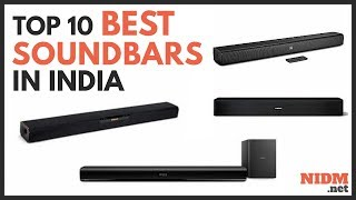 ✔️Best Soundbars in India 2019 - Reviews with Prices (Updated)