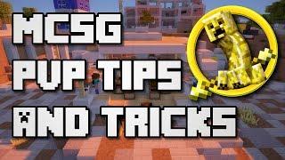 MCSG: PVP Tips & Tricks