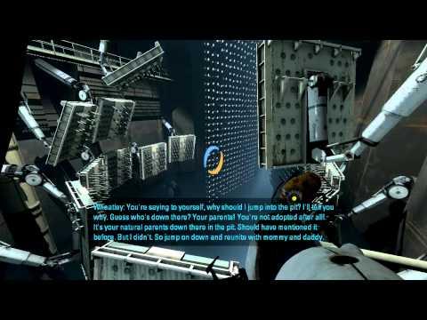 Glados Portal 2 Lines ▶ Portal 2 Glados And
