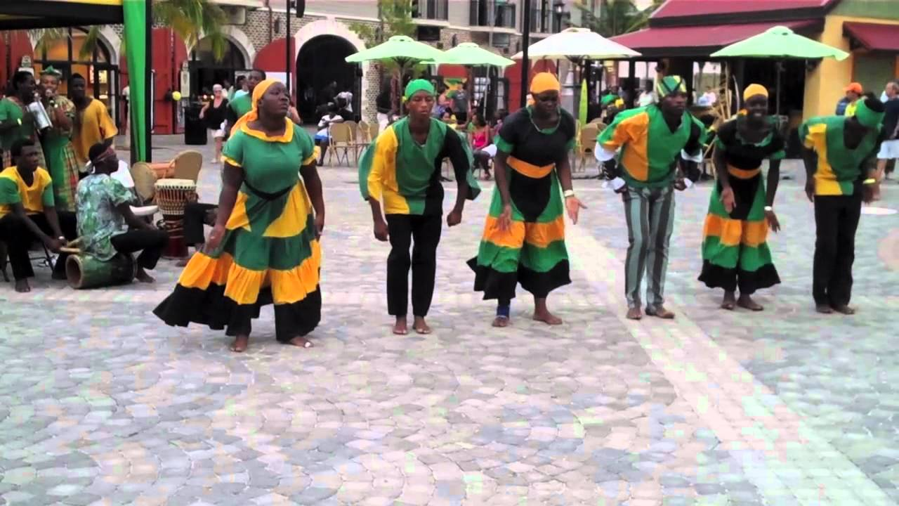 Traditional Jamaican Dance Royal Carribean Allure Of The