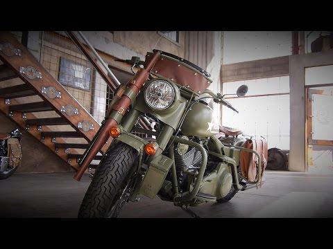 SPC Cody Towse Memorial Motorcycle