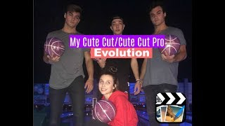 My Cute Cut/Cute Cut Pro evolution