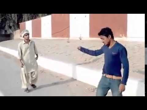 When Pathan Follow You | Funny Video Clip | Funny Pathan | Desi Clip video