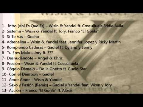 Los Vaqueros 3 - Wisin Y Yandel_Preview Album 2013