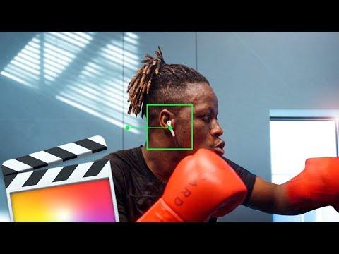 LOCKED-ON STABILIZATION EFFECT (Beats By Dre Inspired) | Final Cut Pro X Tutorial