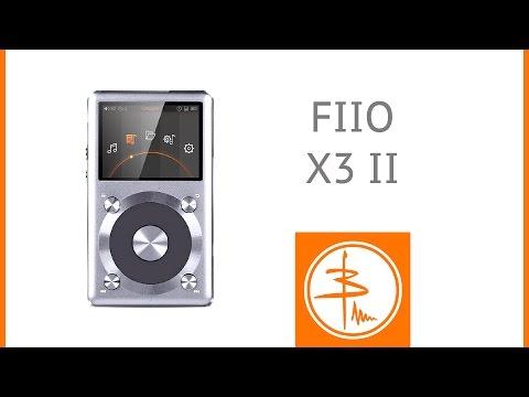 Fiio X3 II  - обзор HiFi плеера с претензиями