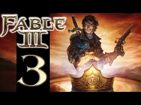 Let's Play Fable III - EP03 - Library Card
