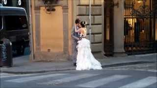 [Wedding in Florence and love] Video