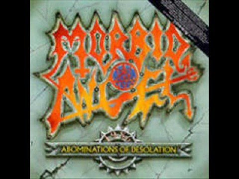 Morbid Angel - Welcome To Hell
