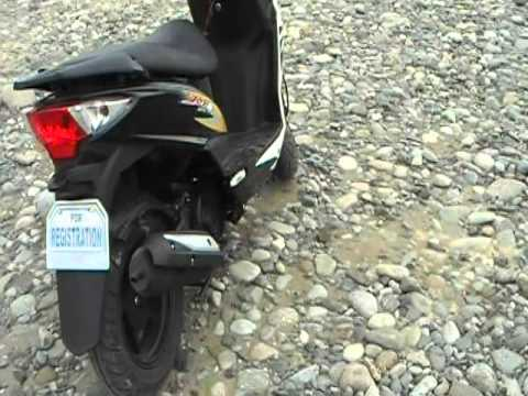 SYM JET4 125CC 4 STROKE (9-16-2010) PART 3