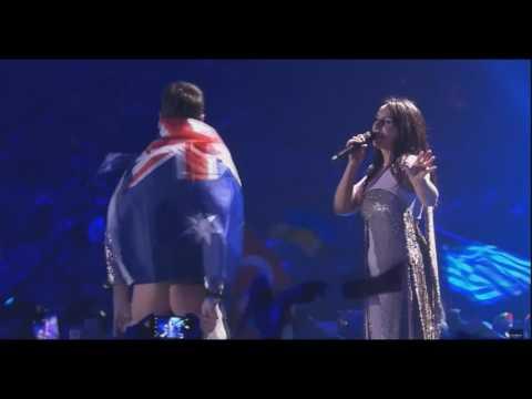 Евровидение 2017 Жопа Австралии для Джамалы. Jamala