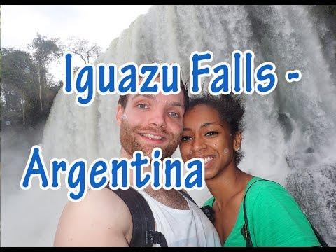 THE BIGGEST WET T-SHIRT CONTEST ON EARTH??? - Iguazu Falls, Argentina