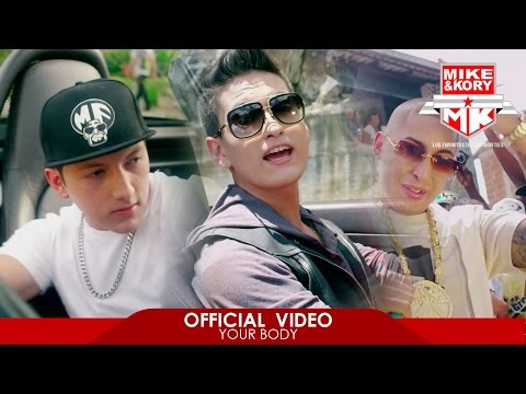 MIKE & KORY Feat. ÑENGO FLOW - YOUR BODY (Video Oficial) ®