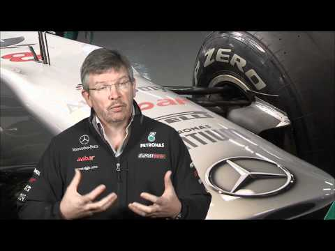 F1 2011 - Mercedes GP - Interview with Ross Brawn before Melbourne