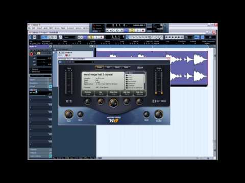 ANDI VAX. Cubase 5 Template (Ответы)