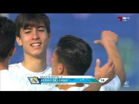 Al Ahli VS Real Madrid Match highlights