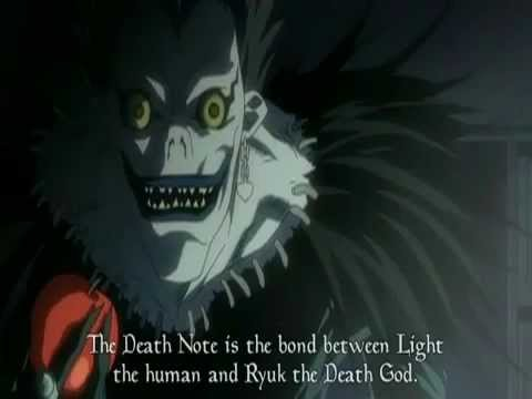 Аниме прикол AMV. Death Note - Тетушка Чарли