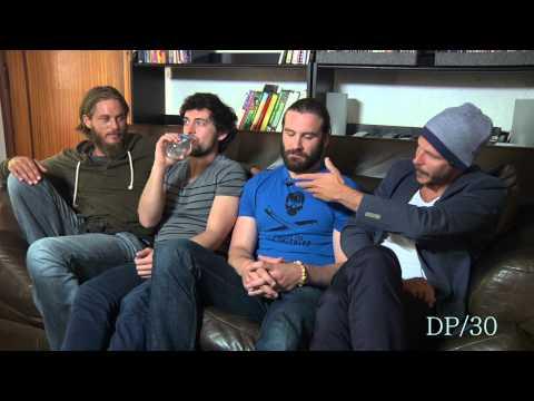 DP/30 Emmy Watch: Vikings, actors Travis Fimmel, George Blagden, Clive Standen, Gustaf Skarsgård