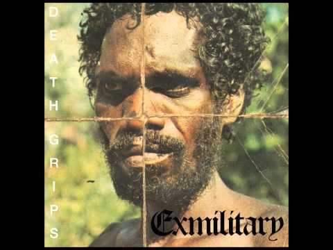 Death Grips - Exmilitary [Full Mixtape]