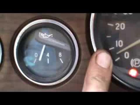 Как проверить давление масла при покупки машины