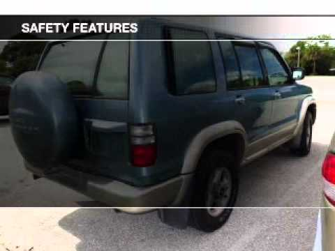 2002 Isuzu Trooper - Englewood FL