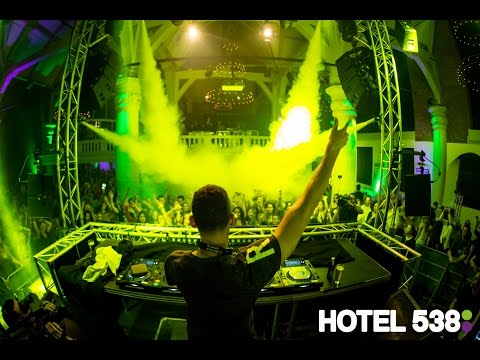 Hotel 538: Afrojack (Live @ Amsterdam Dance Event)