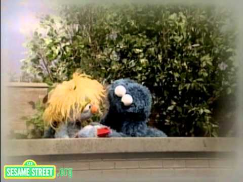 Sesame Street: What Is A Friend?