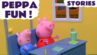 Peppa Pig English Episodes NEW Compilation with Surprise Eggs Paw Patrol and Thomas The Train TT4U