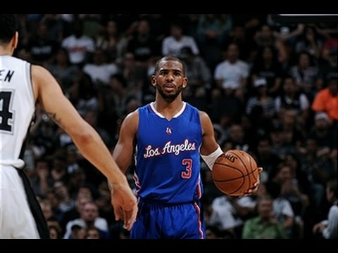 Chris Paul and Blake Griffin Power Clippers in Game 4
