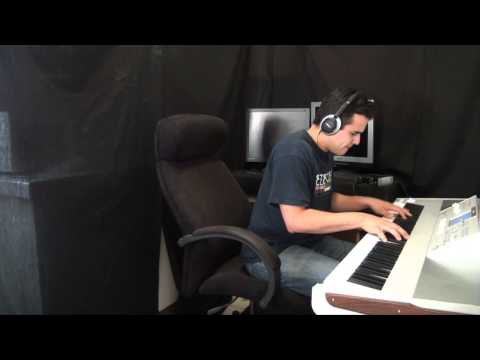 Daft Punk - Within Piano Cover - Nikolas Nunez - Random Access Memories - New Album