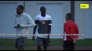 Eliminatoire CAN 2015 | Deuxième Séance des Lions // Egypte - Sénégal