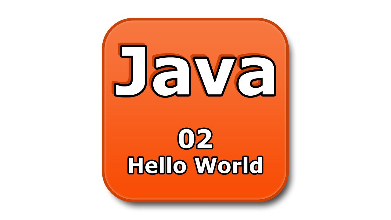 how to create helloworld java in win10