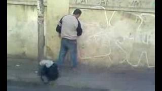 2010 graffiti zear one dres woz pintando en el jaguel
