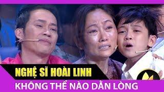 Hoài Linh khóc vì Quách Phú Thành với tiết mục Nội Tôi
