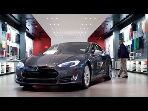 Alibaba Drives Tesla Model S to Chinese Marketplace