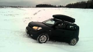 Kia Soul Winter