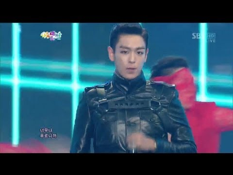 빅뱅 [One Of A Kind / 크레용 / Fantastic Baby] @SBS 가요대전 The Color of K-pop 20121229