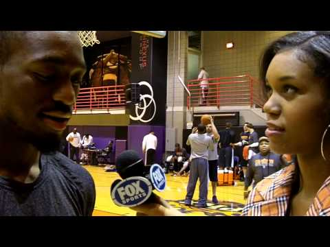 Charlotte Bobcats: Interview with Kemba Walker