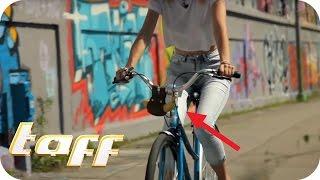 PIMP MY BIKE: Die coolsten Fahrrad-Gadgets | taff | ProSieben