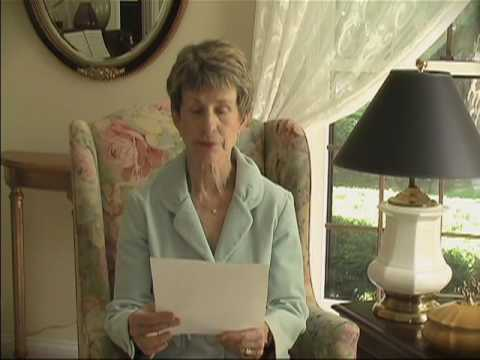 Susan Elizabeth Phillips video letter