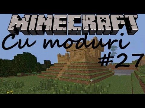 Let's play minecraft cu moduri! #27 - prea multe moduri noi [HD]