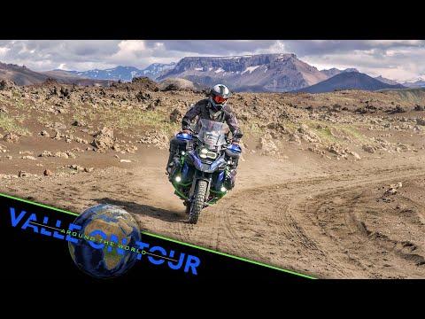 Island mit dem Motorrad - der Trailer zum Multimedia-Reisevortrag