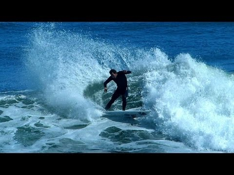 Santa Cruz Waves Presents: Slash and Turn at Steamer Lane