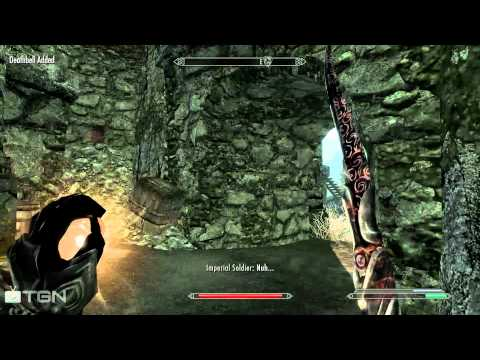 ★ Skyrim - Nord Spellsword Lets Play #86, ft. Darnoc!