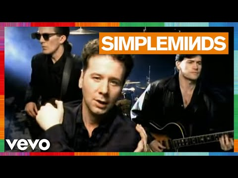 Simple Minds - Let There Be Love