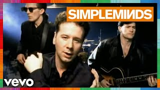 Watch Simple Minds Let There Be Love video